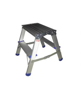 GPC 2 Tread Folding Aluminium Handy Steps