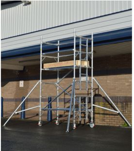 Lyte HiLyte500 Industrial Tower 1.80m x 0.85m Wide