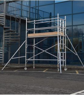 Lyte HiLyte500 Industrial Tower 2.50m x 0.85m Wide