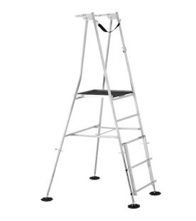 Henchman Hi-Step Aluminium Garden Ladders