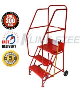 Klime ezee 3 Tread Industrial Mobile Safety Step