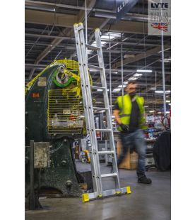 Lyte Double Section Trade Professional Extension Ladder
