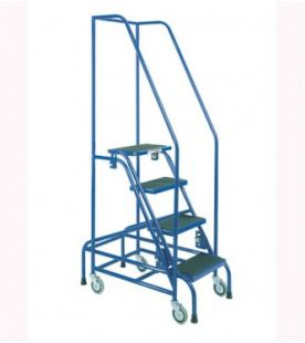 B&J Narrow Aisle Easy Action Safety Steps