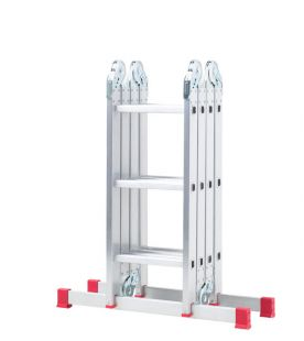 Werner 75012 12 in 1 Multi Purpose Ladder with Platform