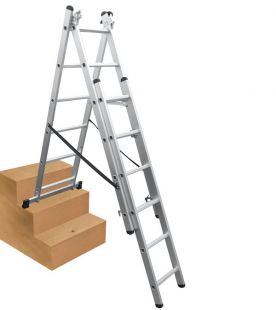 Werner 7101418 4 in 1 Combination Ladder