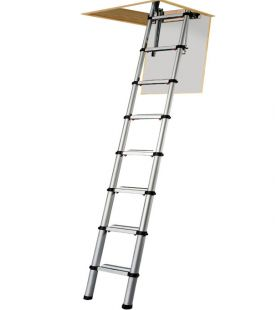 Youngman 2.6m Telescopic Loft Ladder