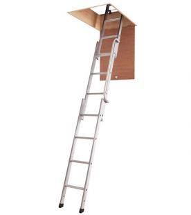 Youngman Easiway 3 Section Loft Ladder