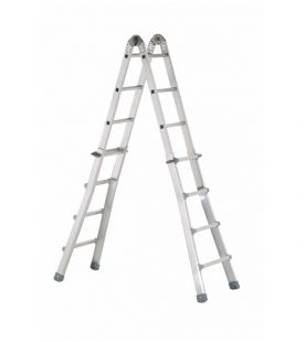 Zarges Variomax V 4-Section Telescopic Ladder