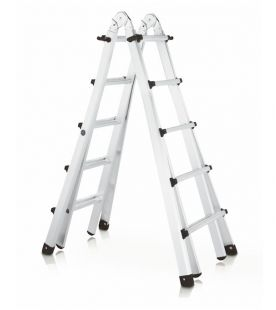 Zarges Variotec V 4-Section Telescopic Ladder