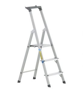 Zarges 3 Tread Scana S Professional Platform Stepladder