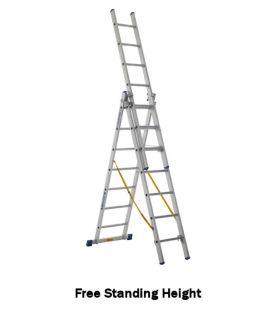 Zarges Skymaster X Combination Ladders