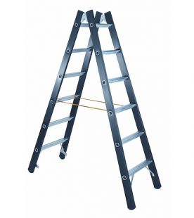 Zarges Megastep B Heavy Duty Double Sided Stepladder