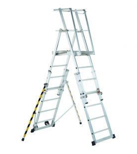Zarges ZAP Telescopic Work Platform