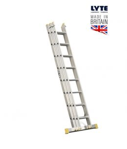 Lyte Triple Section Professional Extension Ladders