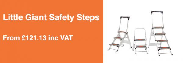 Product Review: Little Giant Safety Steps