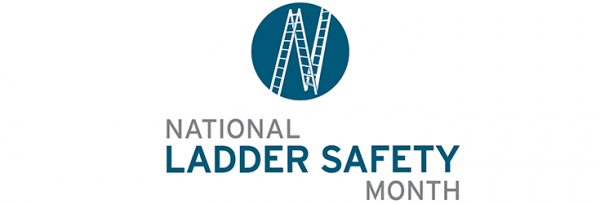 March Marks First National Ladder Safety Month