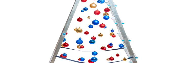 Getting the best out of your ladders this Christmas