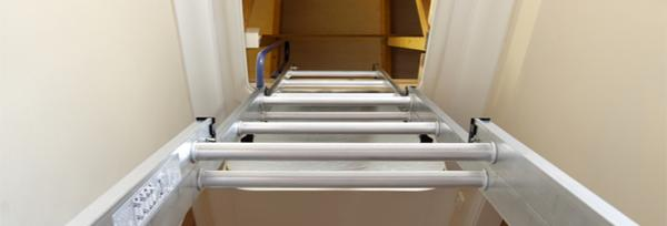 Top tips for installing loft ladders safely