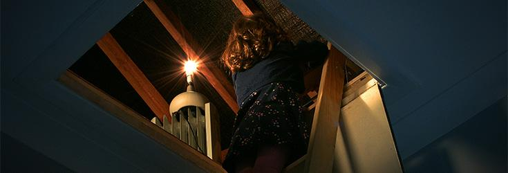 Why You'll Need A Loft Ladder This Christmas