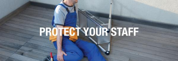 REVIEW: Accredited ladders and steps user course