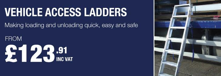 REVIEW: Vehicle Access Ladders