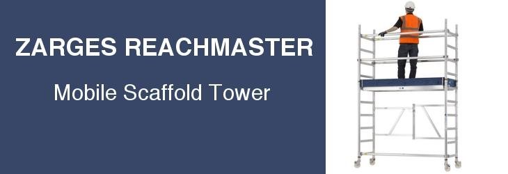 REVIEW: Zarges Reachmaster Folding Tower Scaffold