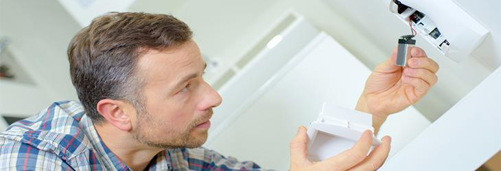 Access solutions for alarm fitters