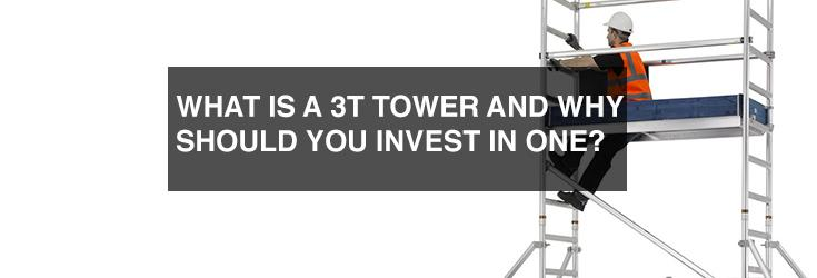 What is a 3T tower and why should you invest in one?