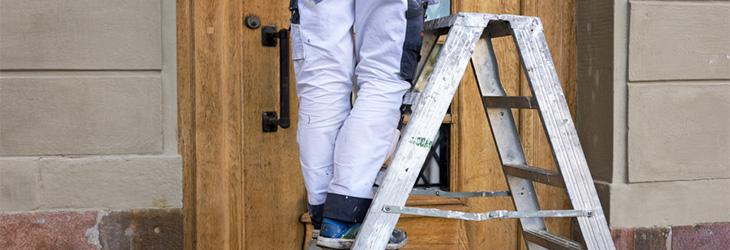 Double sided step ladders: The Browns Ladders guide