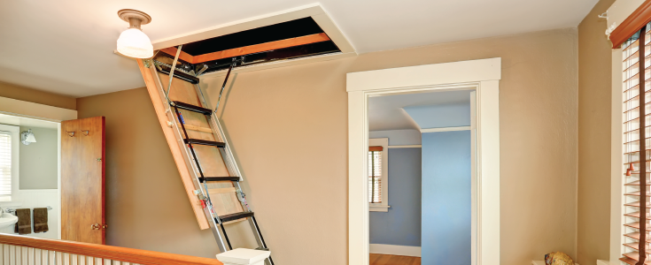 Vital ways to stay safe when moving boxes to and from your loft