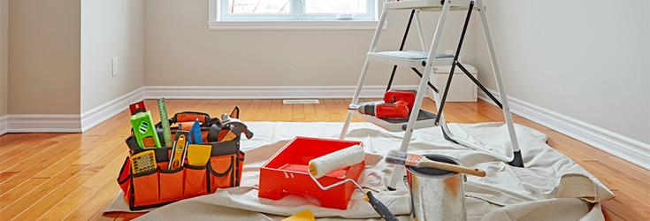 Quick DIY jobs you can do to pass the time at home