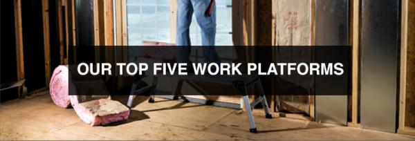 Our top five work platforms