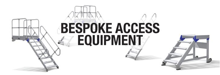 Bespoke access equipment to suit any requirement