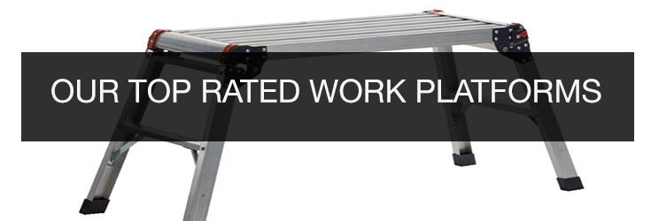 Our top rated work platforms