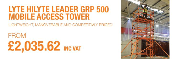 REVIEW: Lyte HiLyte Leader GRP 500 Mobile Access Tower