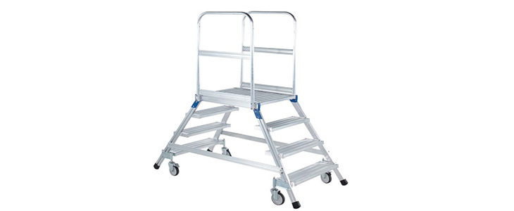double sided stepladders The Browns Ladders guide
