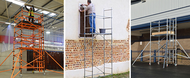 why invest in a scaffold tower examples