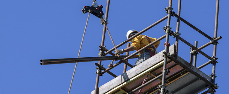 why invest in a scaffold tower outdoors