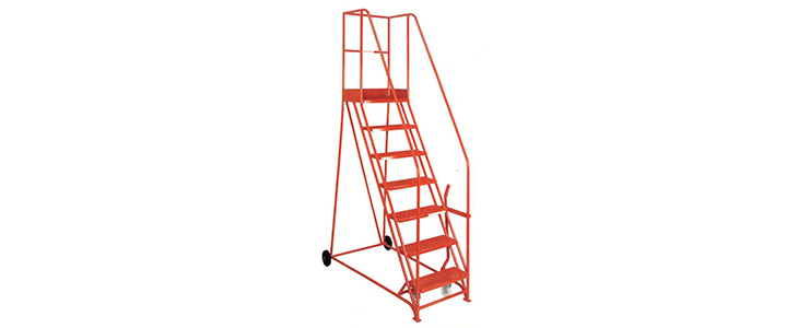 Heavy Duty Safety Steps 559mm Wide