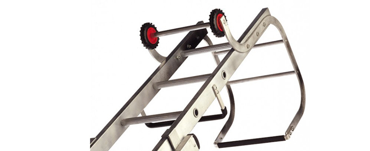 Why there is no alternative to a roof ladder