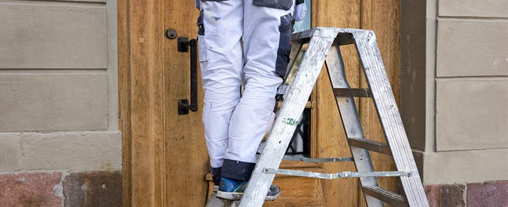 is your stepladder ready